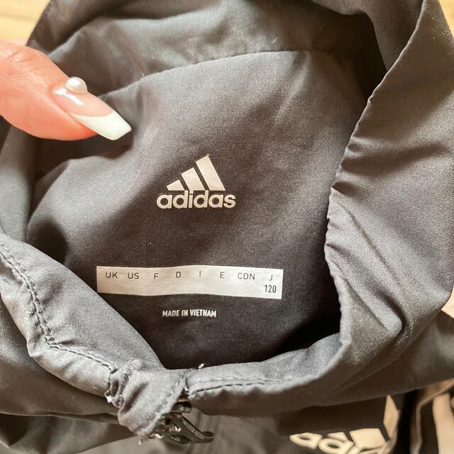 adidas(アディダス)のadidas☺︎ナイロンセットアップ  キッズ/ベビー/マタニティのキッズ服男の子用(90cm~)(ジャケット/上着)の商品写真