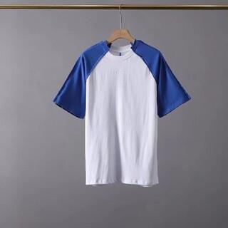 MAISON KITSUNE' - アダーエラー adererror Tシャツ A1 ホワイト