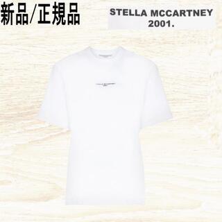 ステラマッカートニー(Stella McCartney)の●新品/正規品● Stella McCartney ステラ ロゴ Tシャツ(Tシャツ(半袖/袖なし))
