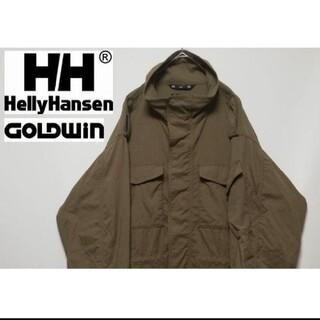 ヘリーハンセン(HELLY HANSEN)のHelly Hansen M-65 ミリタリージャケット(ナイロンジャケット)