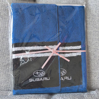 スバル - 【未使用】SUBARU  スバル タオル
