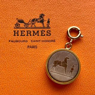 Hermes - HERMES エルメス  コロゾ ペンダントベッド ゴールド ヴィンテージ