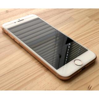 iPhone - 【かなり美品】iPhone8 64GB ゴールド SIMフリー バッテリー90%
