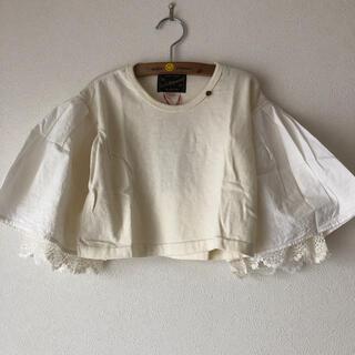 ゴートゥーハリウッド(GO TO HOLLYWOOD)の新品タグ付きゴートゥーハリウッドビンテージFAIRY Tシャツ100(Tシャツ/カットソー)