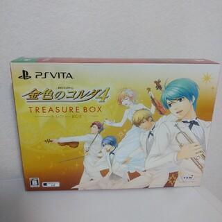 コーエーテクモゲームス(Koei Tecmo Games)の金色のコルダ4 トレジャーBOX Vita(携帯用ゲームソフト)