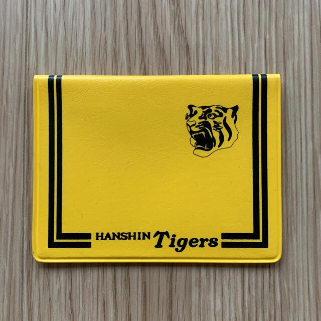 阪神タイガース(ハンシンタイガース)の【レア・非売品】阪神タイガース パスケース カードケース スポーツ/アウトドアの野球(記念品/関連グッズ)の商品写真