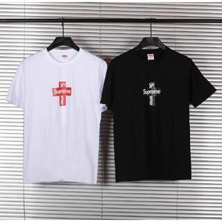 Supreme - 2枚9000円 シュプリーム 半袖 Tシャツ PP2