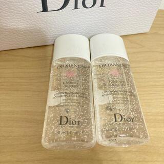 Dior - ディオールスノー ライト エッセンス ローション 化粧水