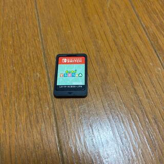 Nintendo Switch - あつまれどうぶつの森ソフト