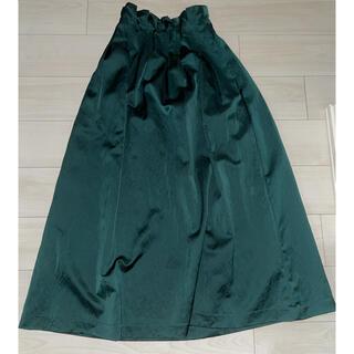 ENFOLD - 【新品タグ付き】UN3D. スカート 38