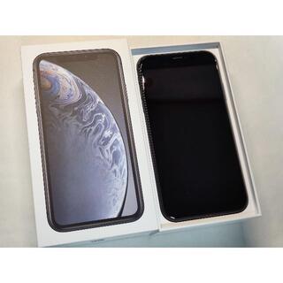 Apple -  iPhone XR 64GB ブラック ドコモ版 ジャンク