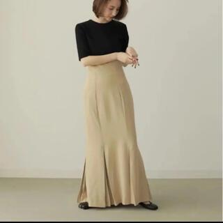 TODAYFUL - louren マーメイドプリーツスカート