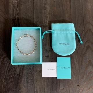 Tiffany & Co. - ティファニー ハードウェアブレスレット ほぼ未使用