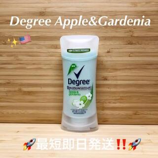 Unilever - Degree Apple&Gardenia ディグリー アップル&ガーデニア