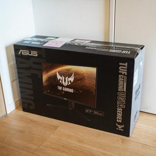 ASUS - 美品「 ASUS TUF Gaming VG27AQL1A 」ゲーミングモニター