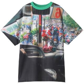 ENFOLD - ナゴンスタンス nagonstans 新作 フォトTシャツ