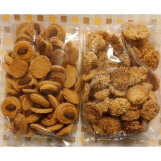 クッキー2種 (クッキーアマンド、アマンドロック)