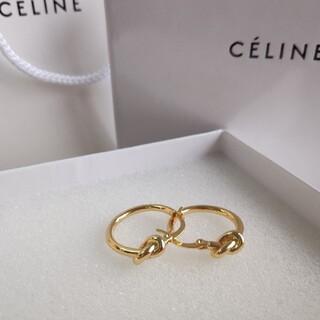 celine - 即発送 ファッション小物 セリーヌCELINE ピアス キラキラ