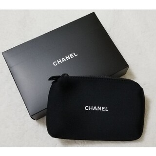 CHANEL メイク ポーチ Makeup pouch