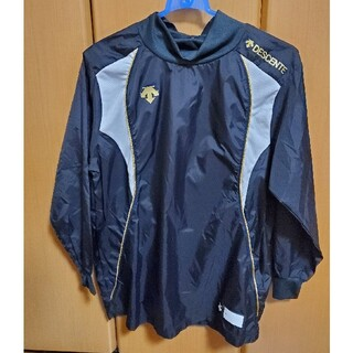 DESCENTE - デサント ウインドシャツ 150  未使用