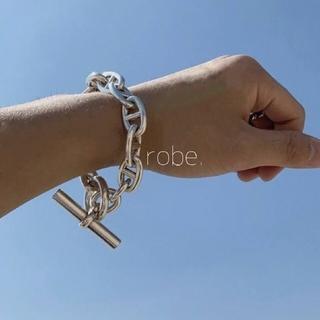 476.chaine dancre bracelet TGM