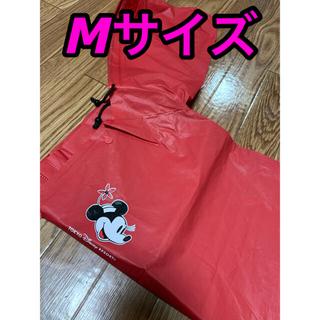 ディズニー(Disney)のミニーちゃん レインコート ポンチョ(レインコート)