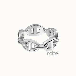 477.chaine dancre enchainee ring 13-14号
