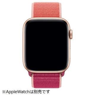 アップルウォッチ(Apple Watch)の未開封品 apple watch純正品バンド 38mm/40mm用スポーツループ(その他)