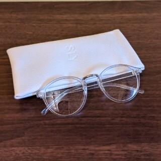 SLY - スライ sly クリアサングラス 眼鏡