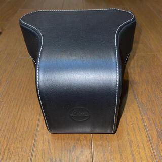LEICA - Leica M.M-P(240)用速写ケース ロングノーズ ブラック