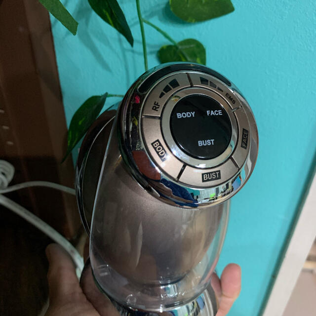 YA-MAN(ヤーマン)のキャビスパRFコアEX スマホ/家電/カメラの美容/健康(ボディケア/エステ)の商品写真