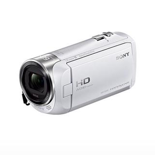 SONY - ソニー ビデオ カメラ HDR-CX470-W