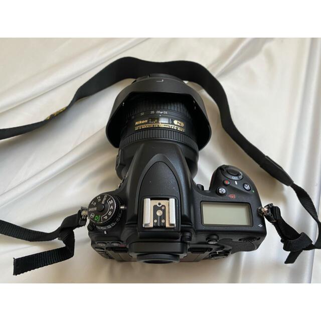 Nikon(ニコン)のNikon D750 フルサイズ スマホ/家電/カメラのカメラ(デジタル一眼)の商品写真