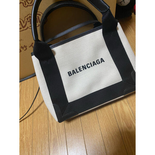 バレンシアガバッグ(BALENCIAGA BAG)のバレンシアガ キャンバスXS(トートバッグ)