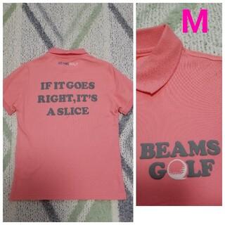BEAMS - ビームスゴルフ レディースポロシャツ