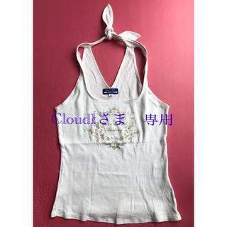 バーバリーブルーレーベル(BURBERRY BLUE LABEL)のバーバリーT shirt タンクトップM 38(タンクトップ)
