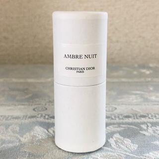 Christian Dior - 未使用◇クリスチャンディオール アンブル ニュイ 香水