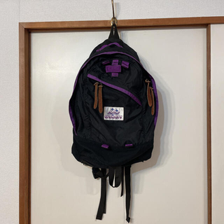 Gregory - 超希少 90s ビンテージ USA製 グレゴリー 旧タグ 紫タグ デイパック