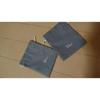 ディオール(Dior)のディオール 巾着 二枚(その他)
