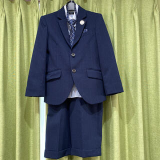 ヒロミチナカノ(HIROMICHI NAKANO)の男の子 フォーマルスーツ 120cm(ドレス/フォーマル)