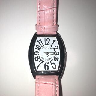 【新品未使用】ユニセックス フランク三浦腕時計(腕時計)