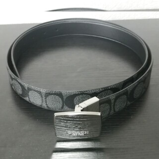 COACH - 新品 未使用 コーチ COACH ベルト メンズ おしゃれ ブランド