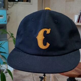 キャリー(CALEE)のCALEE Twill wappen base ball cap(キャップ)