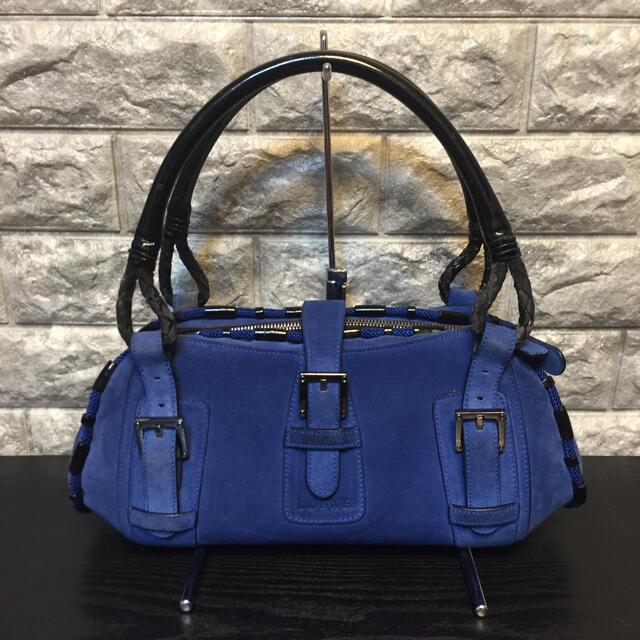 LOEWE(ロエベ)のLOEWE ロエベ ハンドバッグ レディースのバッグ(ハンドバッグ)の商品写真