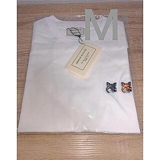 MAISON KITSUNE' - 新品 メゾンキツネ Tシャツ ザノースフェイス シュプリーム ビームス エイプ