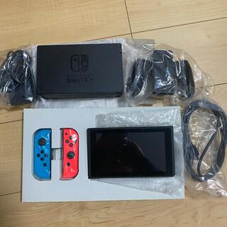 Nintendo Switch - Nintendo Switch 本体 美品