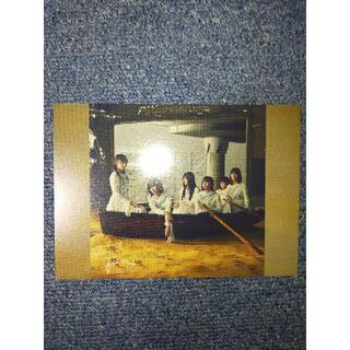 ケヤキザカフォーティーシックス(欅坂46(けやき坂46))の櫻坂46 BAN 購入特典 タワレコ(女性タレント)