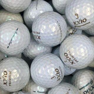ダンロップ(DUNLOP)のロストボール ゼクシオ PREMIUM FEEL 混合 50球 B(その他)