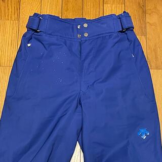 デサント(DESCENTE)のデサント スキーウェア Mサイズ パンツのみ(ウエア)