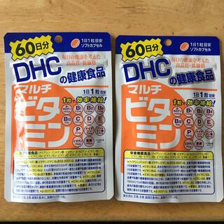 DHC - DHC  マルチビタミン 60日分 2袋